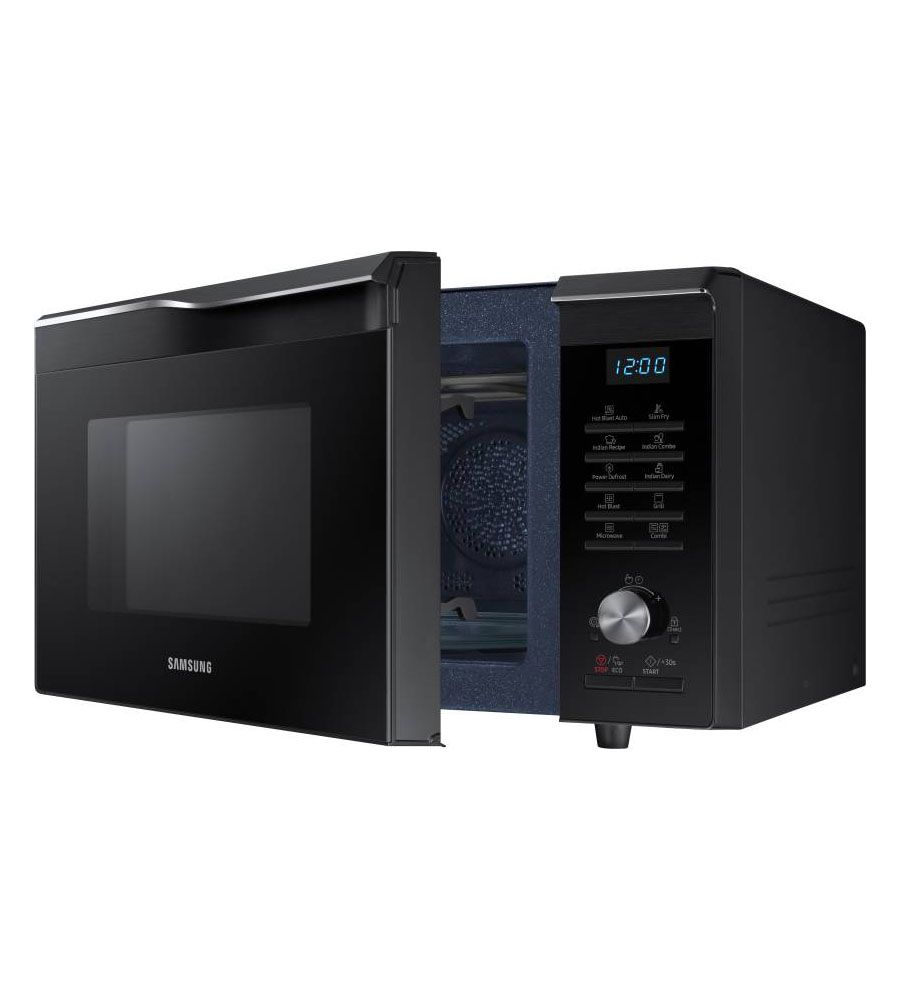 Samsung 28 L Convection Microwave Oven Mc28h5033ck Black: Samsung 28 L Convection Microwave Oven (MC28M6035CK/TL